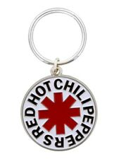Red Hot Chili Peppers Asterisk Keyring