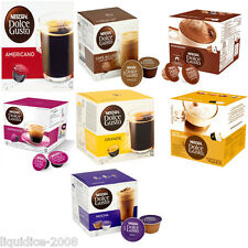 NESCAFE DOLCE GUSTO COFFEE MACHINE REFILL PODS CAPSULES WHOLESALE TRADE BOXES