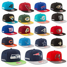 New Era Cap Berretto 9FIFTY NFL linea laterale 16/17 Seahawks PATRIOTI RAIDERS