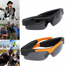 720P HD DV Video Kamera Brille Spion Sonnenbrille DVR Sportlich Brille Spycam.df