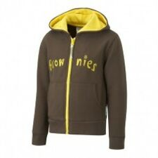 Kids OFFICIAL Brownie Long Sleeved Hoodie  - All Sizes ( 100% Cotton New