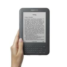 Amazon Kindle Keyboard eReader 15cm 6 Zoll E Ink Display WLAN eBook