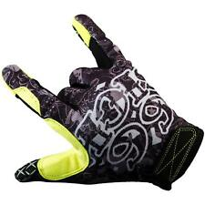 66sick Sicky Fingers Gelb Handschuhe MX MTB DH BMX Downhill Enduro Mountainbike