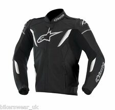 Alpinestars Motorbike GP R Black Leather Motorcycle Jacket cheapest on ebay