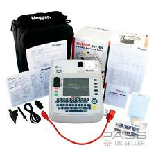 NEW Megger PAT410 Downloadable USB PAT Tester (1000-745) - 10000 records