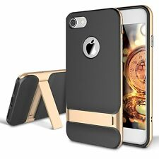 100% Original Rock Royce Kick Stand Back Cover Case for Apple iPhone 7 (4.7inch)