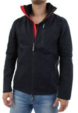 Superdry Windcheater Men - TECHNICAL WINDHIKER - French Navy-Rebel Red
