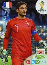 PANINI ADRENALYN WORLD CUP BRAZIL 2014 - FRANCE Base Cards - TO CHOOSE