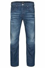 NEU JACK & JONES Boxy Leed 915 Noos Black Label Hose Herren Jeans Denim Blau WOW