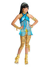 Monster High Cleo de Nile Kinderkostüm Karneval Fasching Halloween