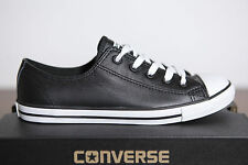 Neu Converse Chucks All Star Dainty low Sneaker leder 537107c UVP79,95€ Gr.36