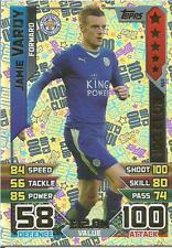 MATCH ATTAX 2015/16 100 HUNDRED CLUB HAZARD CECH PICK CARDS