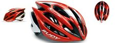 Casco Bici RUDY PROYECTO PROJECT STERLING Red/White/Negro Shiny/HELMET PROJ