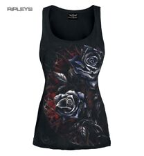 ALCHEMY England Goth Grunge DIES ISRAE Roses Chain Tank Top All Sizes