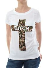 Eleven Paris Camiseta T-Shirt Women - DITCHY W - Blanco