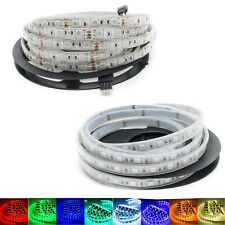 Striscia led RGB 5m waterproof 300smd 5050 5 mt 12v strip luce bobina 14.4W/mt