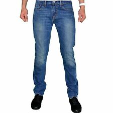 LEVIS - JEAN - HOMME - 511 SLIM FIT THROTTLE BLUE - BLEU MOYEN DELAVé NEUF