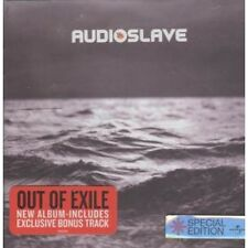 AUDIOSLAVE Out Of Exile CD 13 Track Special Edition Featuring Bonus Track Like