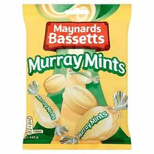 MAYNARDS BASSETTS MURRAY MINTS 193G KIDS SWEETS BAG TREAT GIFTS PARTY HALLOWEEN