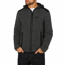 Jack Wolfskin Fleeces - Jack Wolfskin Black Castle Fleece - Black