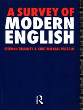 A SURVEY OF MODERN ENGLISH LIBRI IN LINGUA