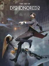 The Art of Dishonored 2 by Bethesda Games Hardcover Book