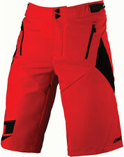 ONE Industries Vapor Baggy MTB Mens Cycling Shorts - Red