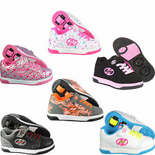 Heelys Bambini Pattini A Rotelle X2 Dual Up 4 Rotelle Heelies Pattini