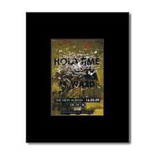 M WARD - Hold Time Matted Mini Poster - 10x13.5cm