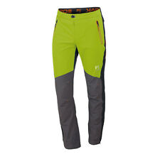06 Karpos Pantaloni Rock Fly Pant, Green/Dark Grey