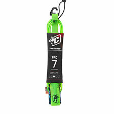 Creatures Surfboard Leashes - Creatures Pro Leash - Lime
