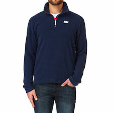 Helly Hansen Fleeces - Helly Hansen Daybreaker 1/2 Zip Fleece - Evening Blue