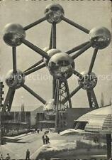 71982961 Exposition Universelle Bruxelles 1958 Atomium  Expositions