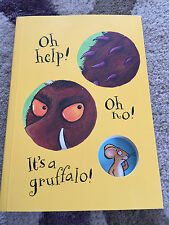 BRAND NEW GRUFFALO A5 NOTEBOOK!!
