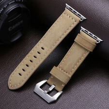 Classic Leather Watch Band for Apple Watch iWatch Edition Series 1 2 Sport 42mm
