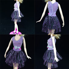 New Fashion Handmade Clothes Dress For Barbie Doll Different Style SK
