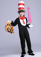 Kids Cat In The Hat Style Costume