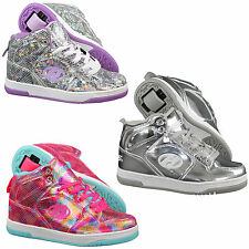 Heelys Pattini a rotelle Flash Bambini pattini Heelies Culto Scarpe con Rotoli