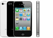 Apple iPhone 4 8GB 16GB Unlocked Black White Smartphone Mint Condition