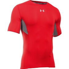 Under Armour Heatgear Coolswitch Compression Short Sleeve Shirt 1271334-600