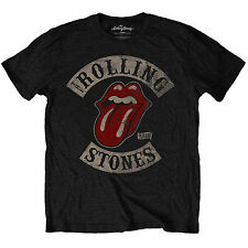 The Rolling Stones Tour 78 OFFICIAL Vintage Retro Rock Jagger T-Shirt to XXL B2