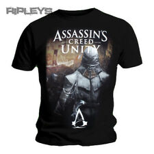 Official T Shirt ASSASSINS CREED Unity HIDDEN Arno Streets Paris All Sizes