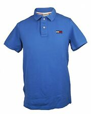 HILFIGER DENIM Polo T-Shirt 70942 Blau