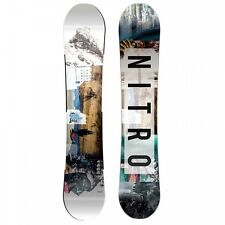 NITRO SNOWBOARD TEAM GULLWING EXPOSURE WIDE 157
