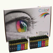 Set 20x Druckerpatrone Tinte Patronen für Epson Expression Home XP 432 435 29XL