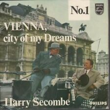 "HARRY SECOMBE Vienna City Of My Dreams 7"" VINYL UK Philips 4 Track EP B/W The"