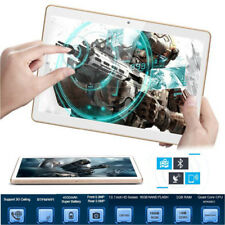 10'' HD Dual SIM Camera 3G Octa Core Bluetooth Tablet PC Android 4.4 2GB+16GB US