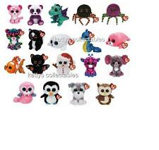 Ty Beanie Boos 6 inch Plush Soft Toy Choose from a large selection #3