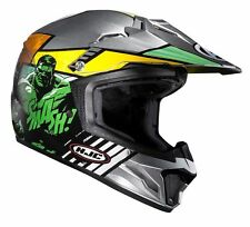 HJC 196021 Casco Casco bambino Moto Cross CL-XYII MARVEL EDITION AVENGERS MC21