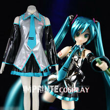 Vocaloid Super Lega Hatsune Miku Cosplay Costume Set Completo